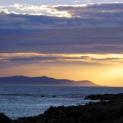 Stewart Island at Dusk