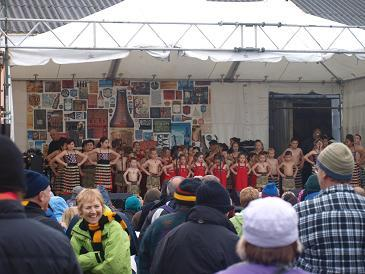 Bluff School Kapa Haka Group